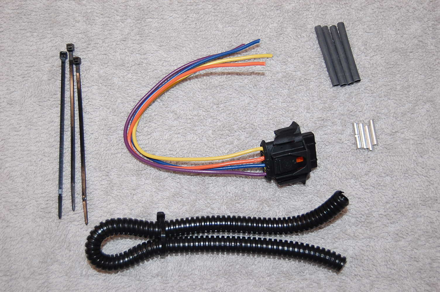 wire harness repair kit t map sensor polaris sportsman rzr 2875542 rh picclick com polaris sportsman 90 wiring harness polaris sportsman 800 wiring harness
