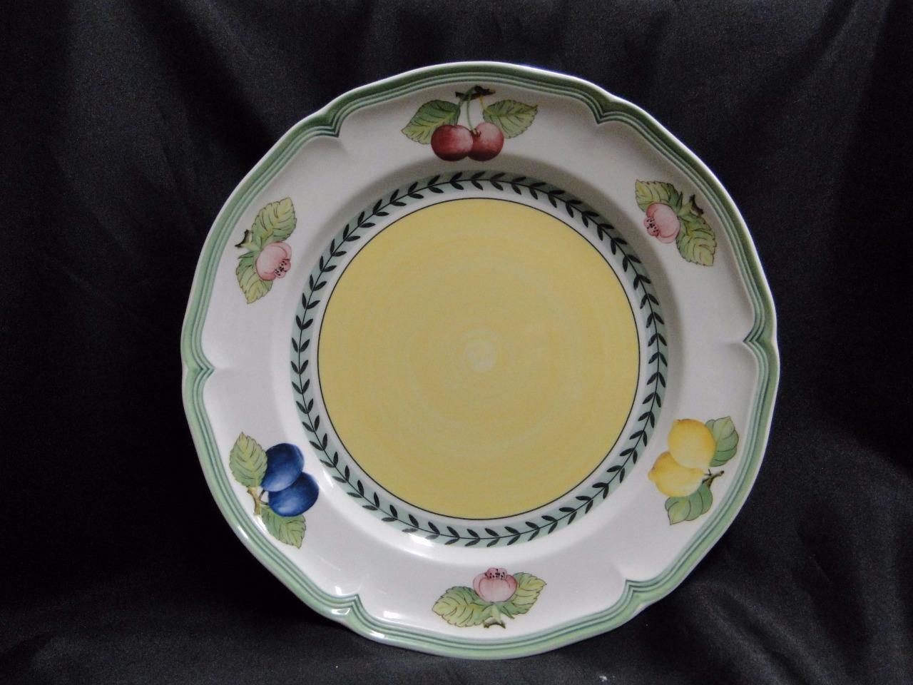 Villeroy U0026 Boch French Garden Fleurence, Fruit: Dinner Plate (s), 10 1 Of  1Only 1 Available See More