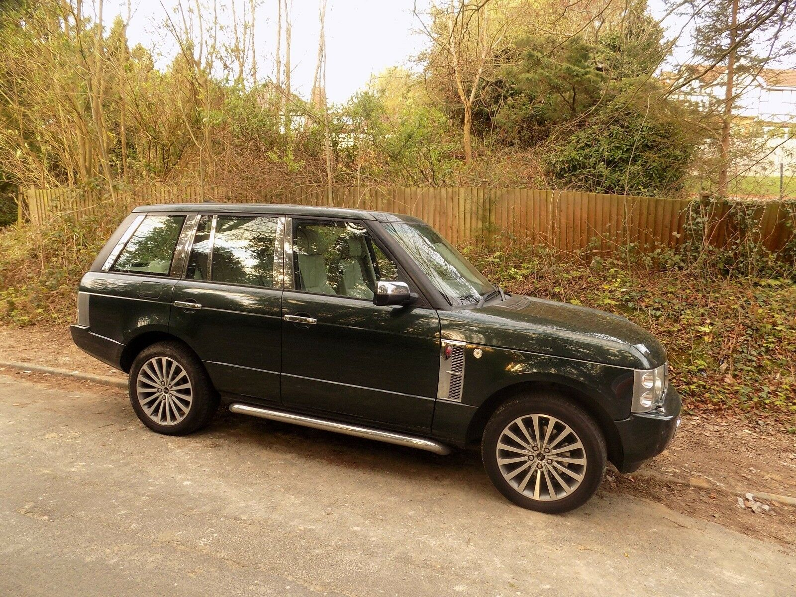 range rover vogue v8 automatic lpg 3 picclick uk. Black Bedroom Furniture Sets. Home Design Ideas
