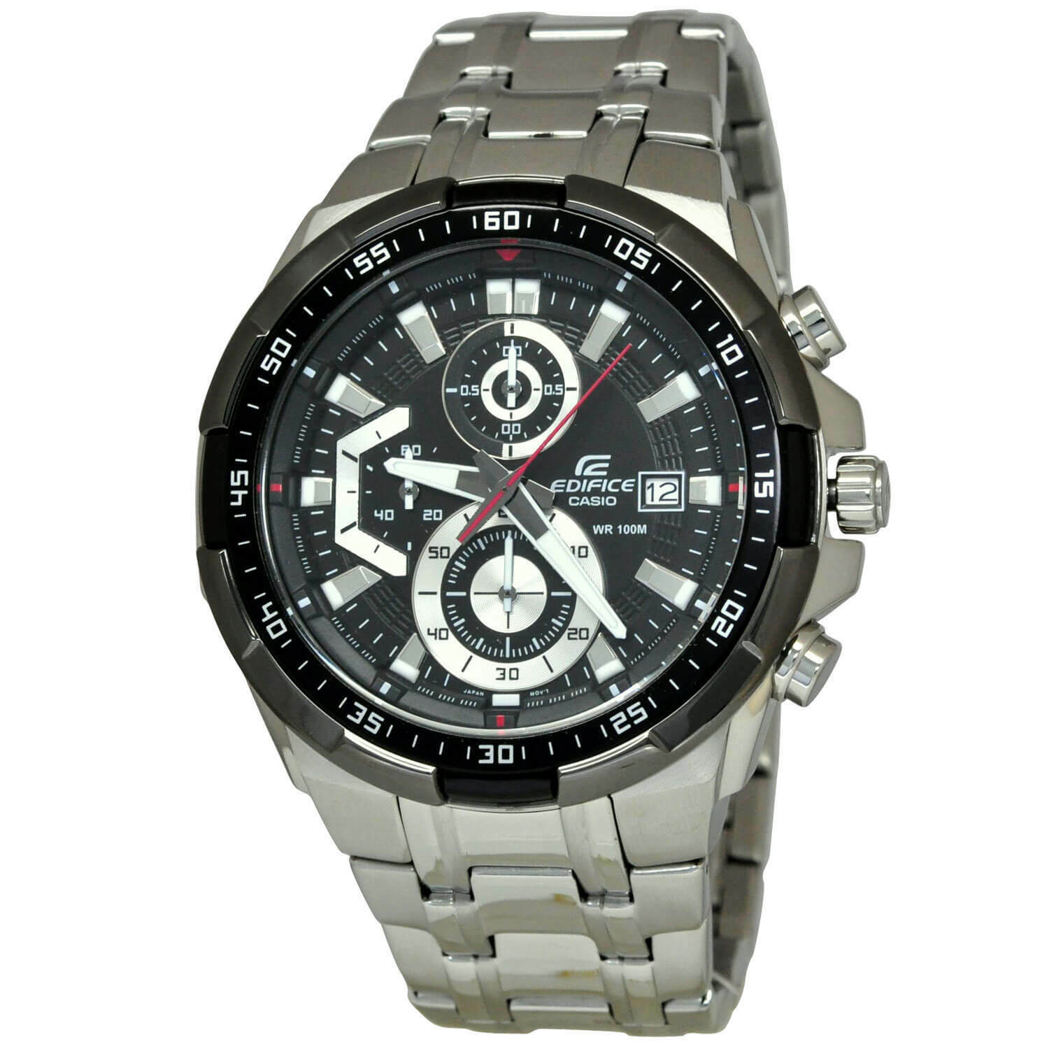 Casio Edifice Efr539d 1a Watch 9900 Picclick 543d Stainless Silver Chrono Men 1 Of 3only 2 Available