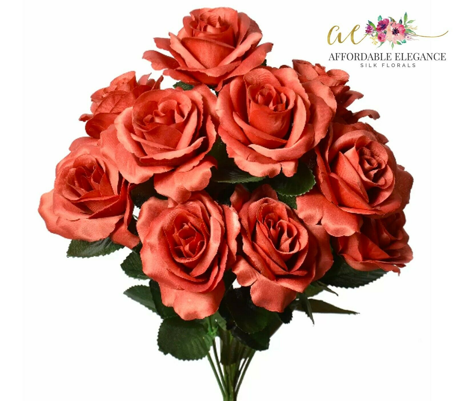 12 open roses many colors bridal bouquets centerpieces silk 12 open roses many colors bridal bouquets centerpieces silk wedding flowers mightylinksfo