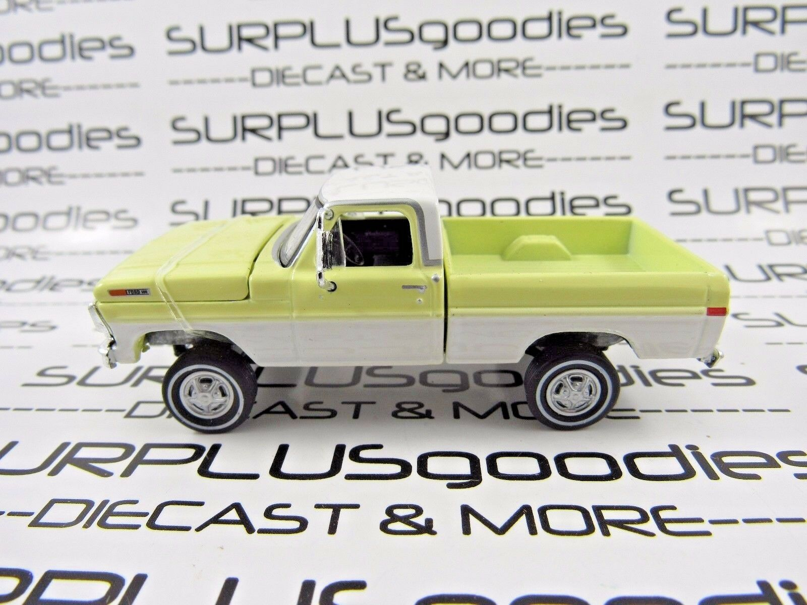 Greenlight 164 Scale Loose Lifted 1972 Ford F 100 F100 Pickup Truck 1954 4x4 1 Of 6 See More