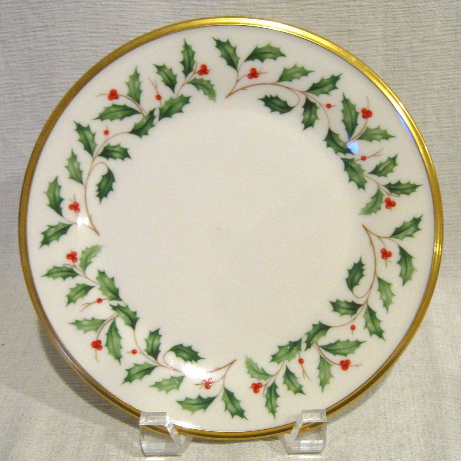 Lenox Holiday Dinner Plate 1 of 3Only 5 available ...  sc 1 st  PicClick & LENOX HOLIDAY Dinner Plate - $9.99 | PicClick
