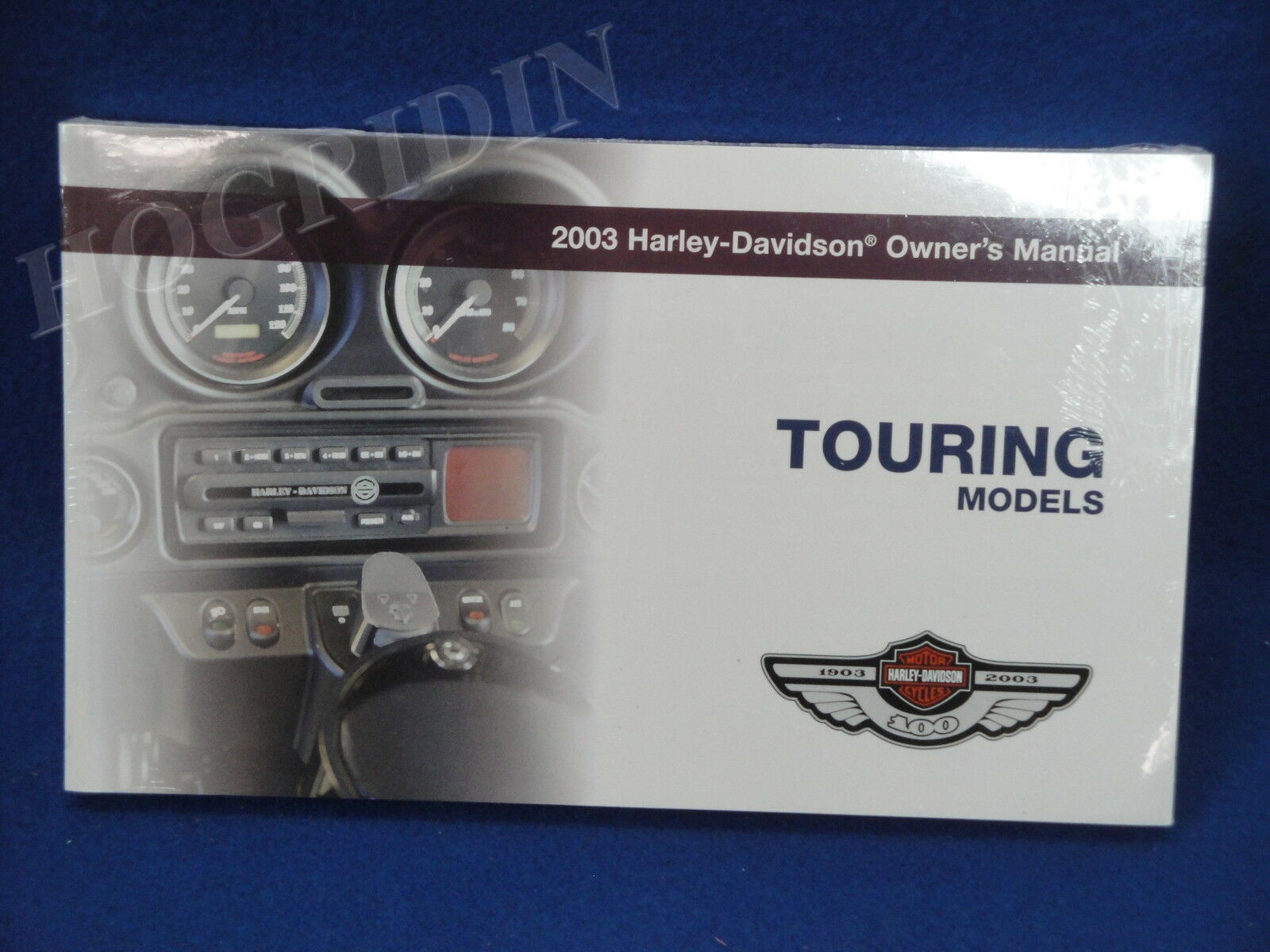 2003 Harley Davidson touring electra glide road king street flht owners  manual 1 of 1Only 3 available ...