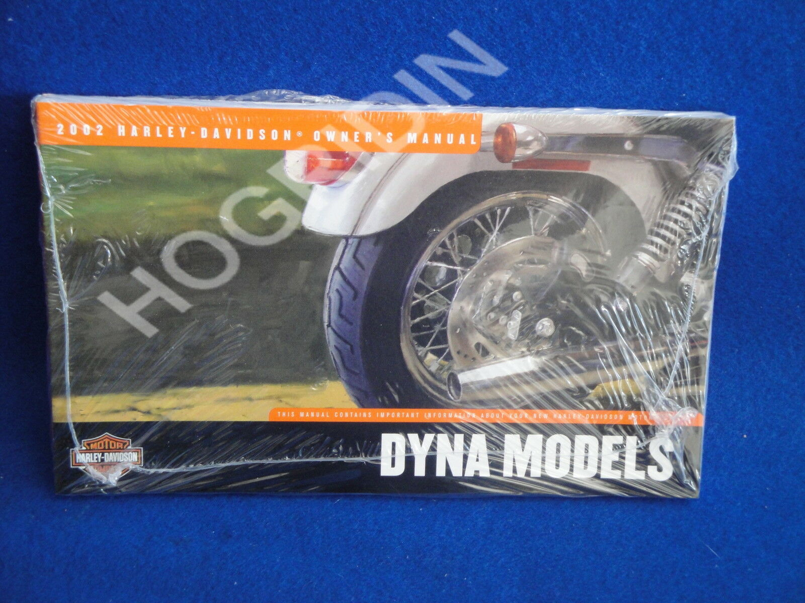 2002 Harley Davidson dyna fxd wide glide low rider super glide owners manual  1 of 1Only 2 available ...