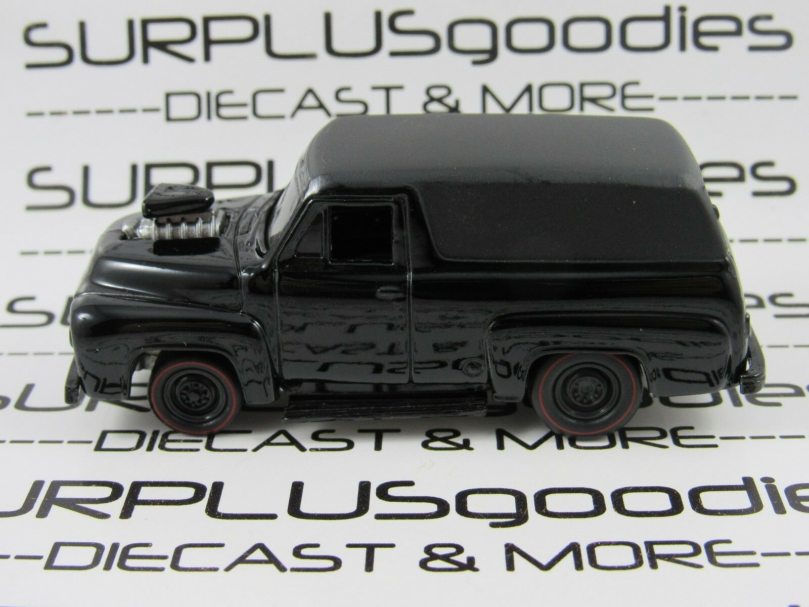 Johnny Lightning 164 Loose Collectible 1955 Ford Panel Delivery F100 Truck Diorama Van