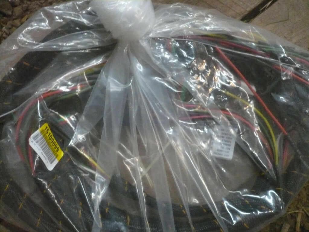 New Cat Caterpillar 267-3060 Wiring Harness Assembly 1 of 1Only 1 available  ...