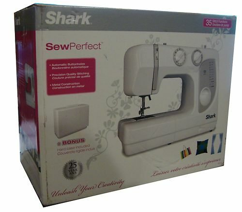 shark sewing machine 803xc manual