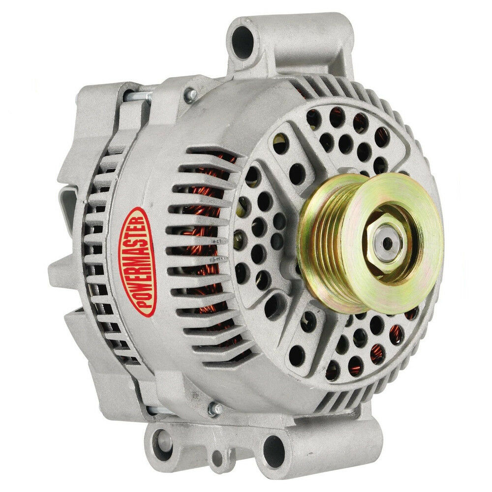 Powermaster 47768 Ford 200 Amp 3g Large Alternator 6 Groove Pulley Alternators Chrysler 1 Of 4only 5 Available