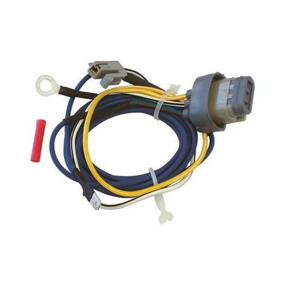 Powermaster 125 Ford 3g 3 Wire Alternator Plug And Harness Wiring A For 2000 Chevy Tracker 1 Of 1only Available