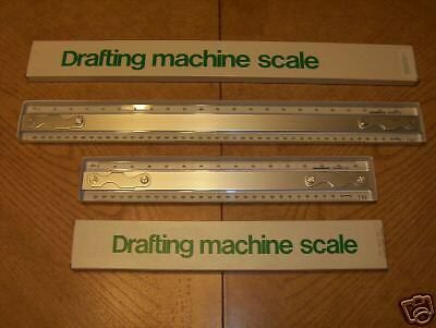 drafting machine scales