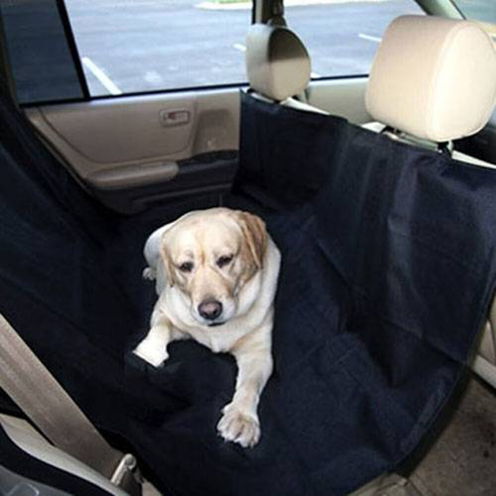 New Protective Rear Car Back Seat Boot Pet Dog Cat Cover