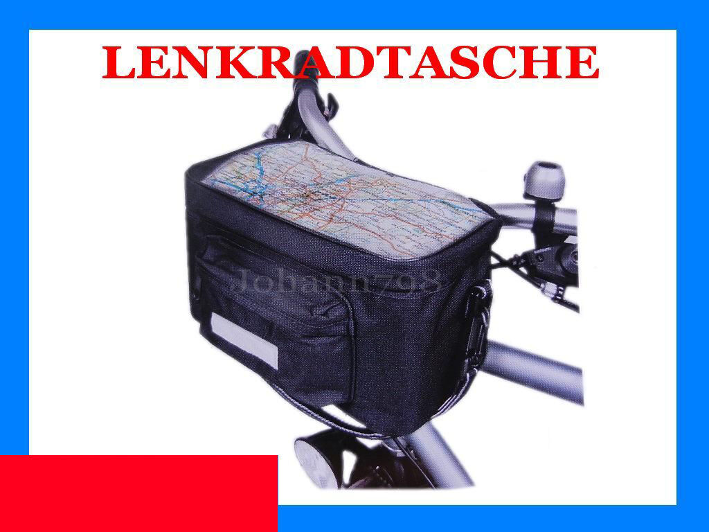 neu fahrradtasche lenkradtasche lenkertasche fahrrad. Black Bedroom Furniture Sets. Home Design Ideas