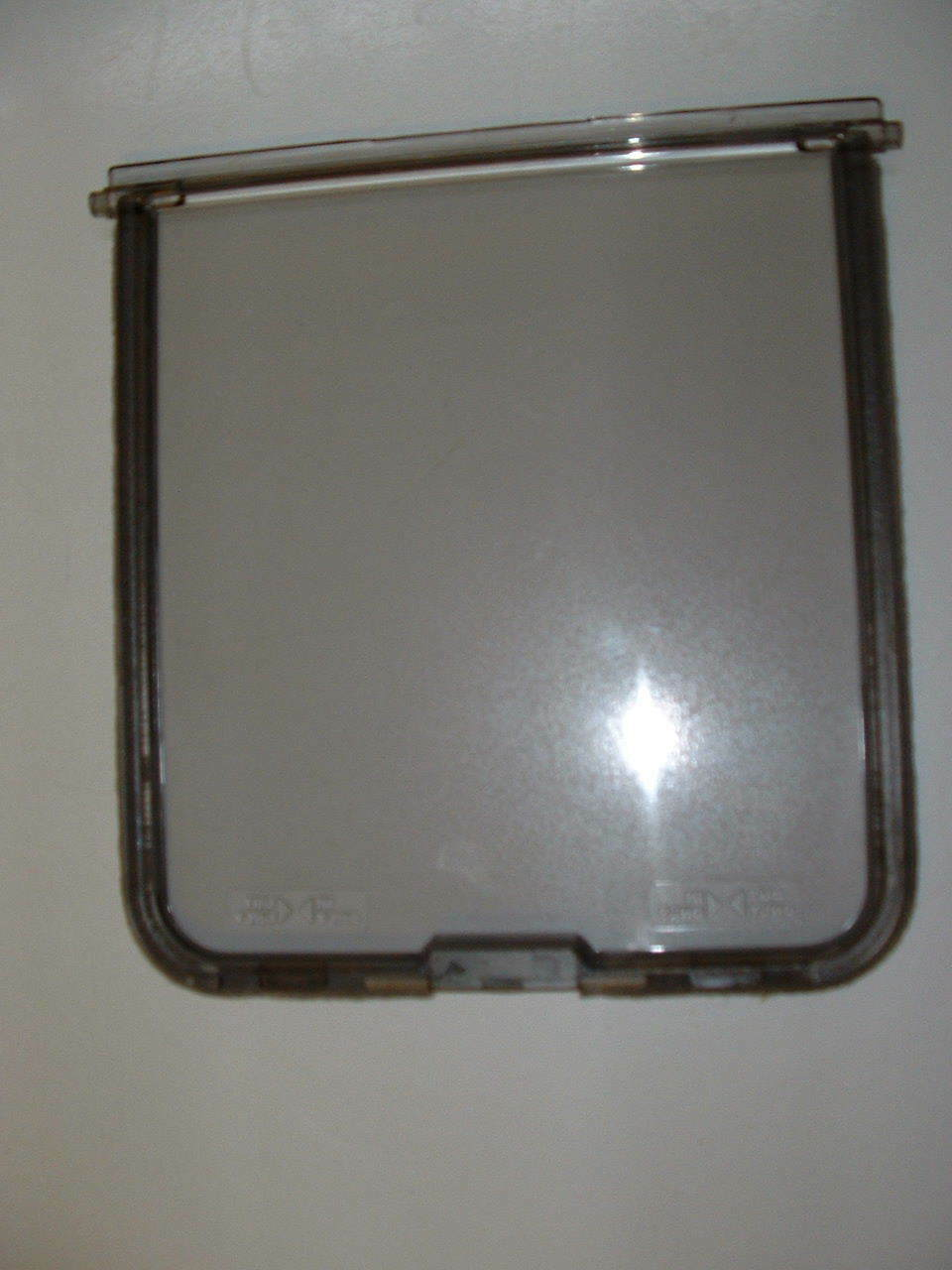 Spare Door For Cat Mate Flap 221 ( Large Flap )