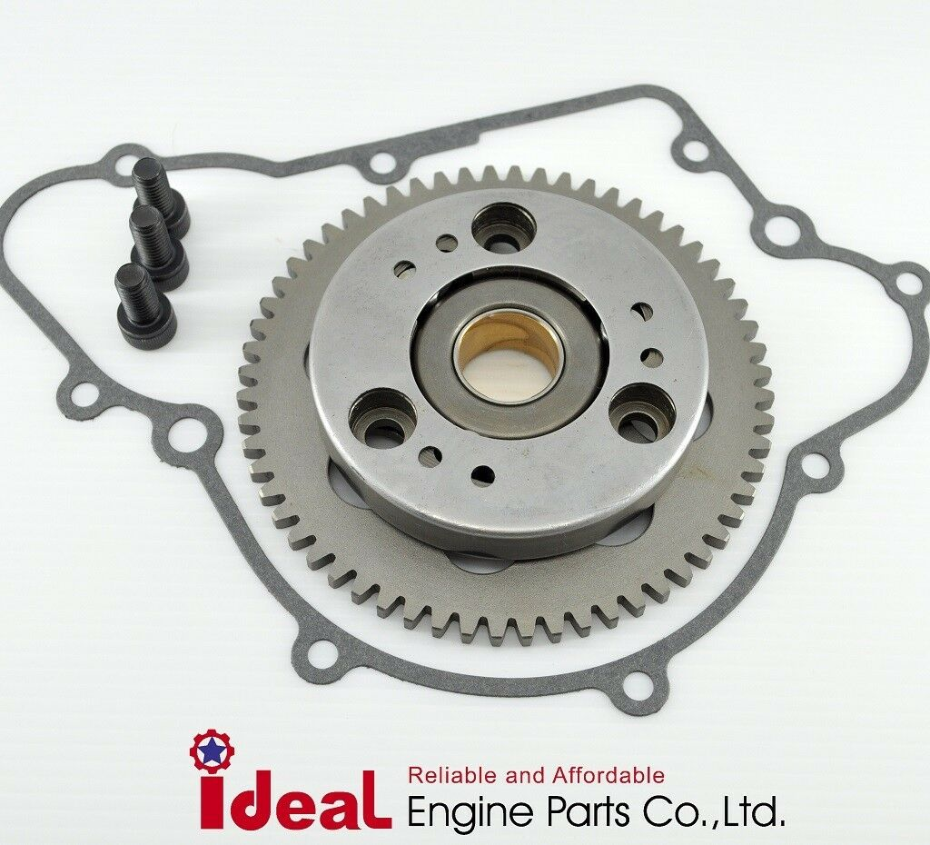New Starter Clutch Gear Gasket Kawasaki Bayou Klf 220 250 Klf220 Engine Diagram Klf250 88 1 Of 4free Shipping See More