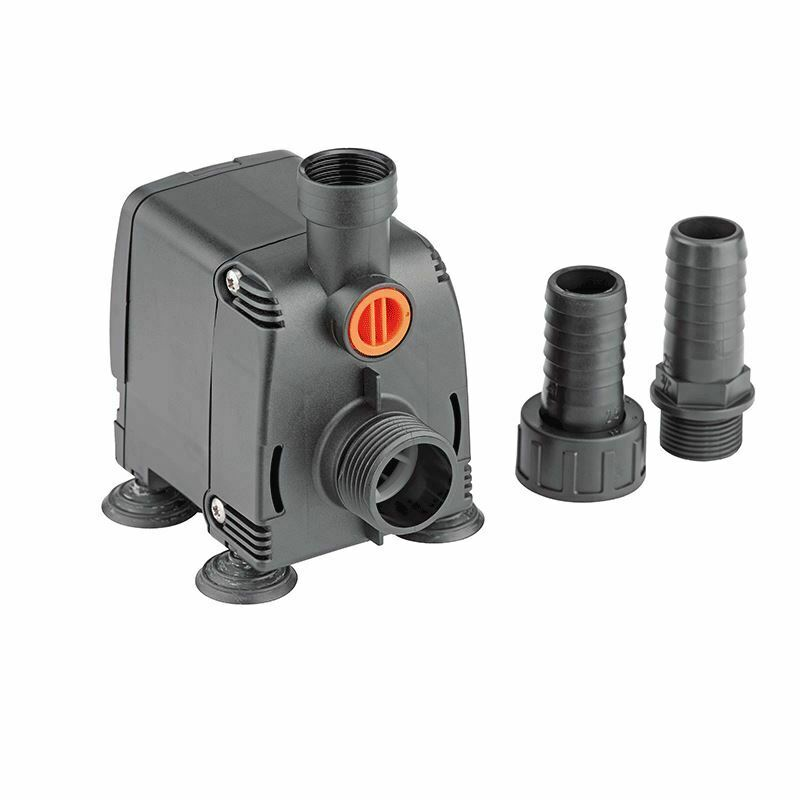 Eden Aquarium Water Pump For Fish Tank With Adjustable Flow Rate Submersible