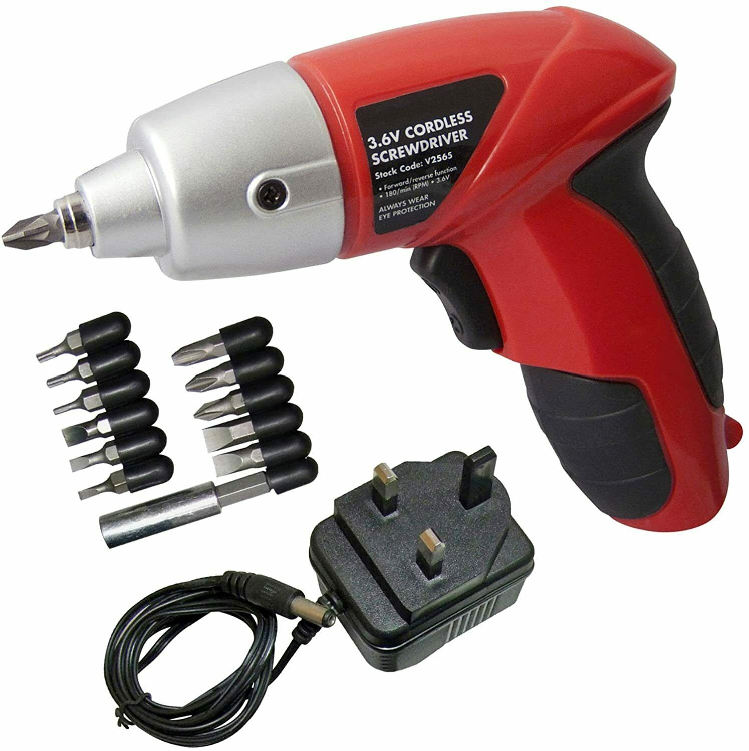 Rechargeable Cordless Electric Screwdriver Power Tool