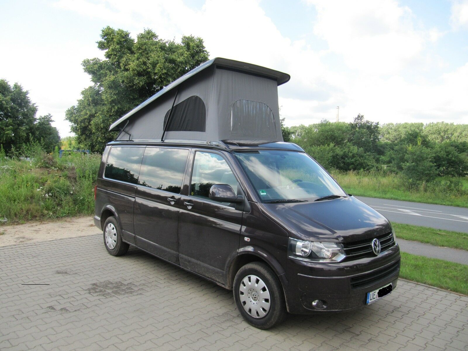 aufstelldach schlafdach vw t5 t6 multivan langer radstand eur picclick de. Black Bedroom Furniture Sets. Home Design Ideas