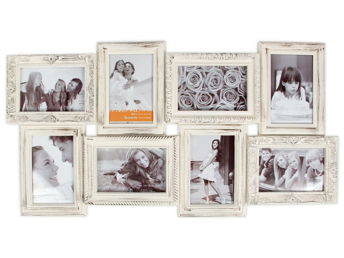 BILDERRAHMEN VINTAGE STYLE 94/2566 Collage Foto-Rahmen Collage ...