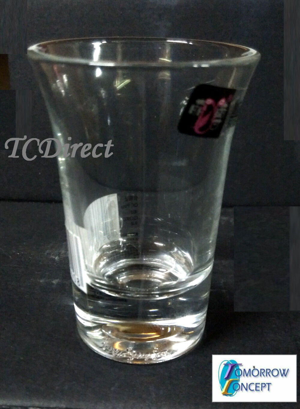 12x 29ml Whiskey Espresso Shot Glass Cafe Restaurant Bar Party (KTY1501)