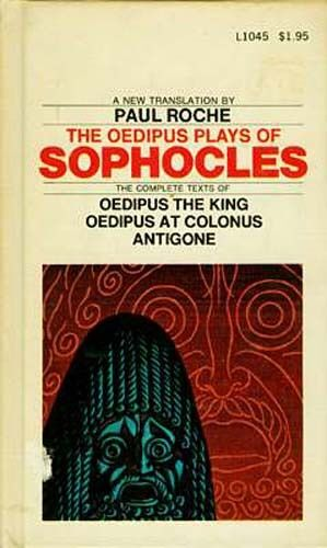 RARE 1958 H/C Ancient Thebes Greece 3 Tragic Sophocles Plays of Oedipus Colonus