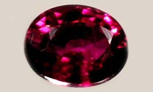 19thC Antique ½ct Flawless Siam Ruby Ancient Persian Roman Magic Poison Antidote