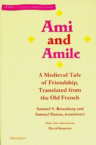 NEW Ami and Amile Medieval French Knights Charlemagne HC
