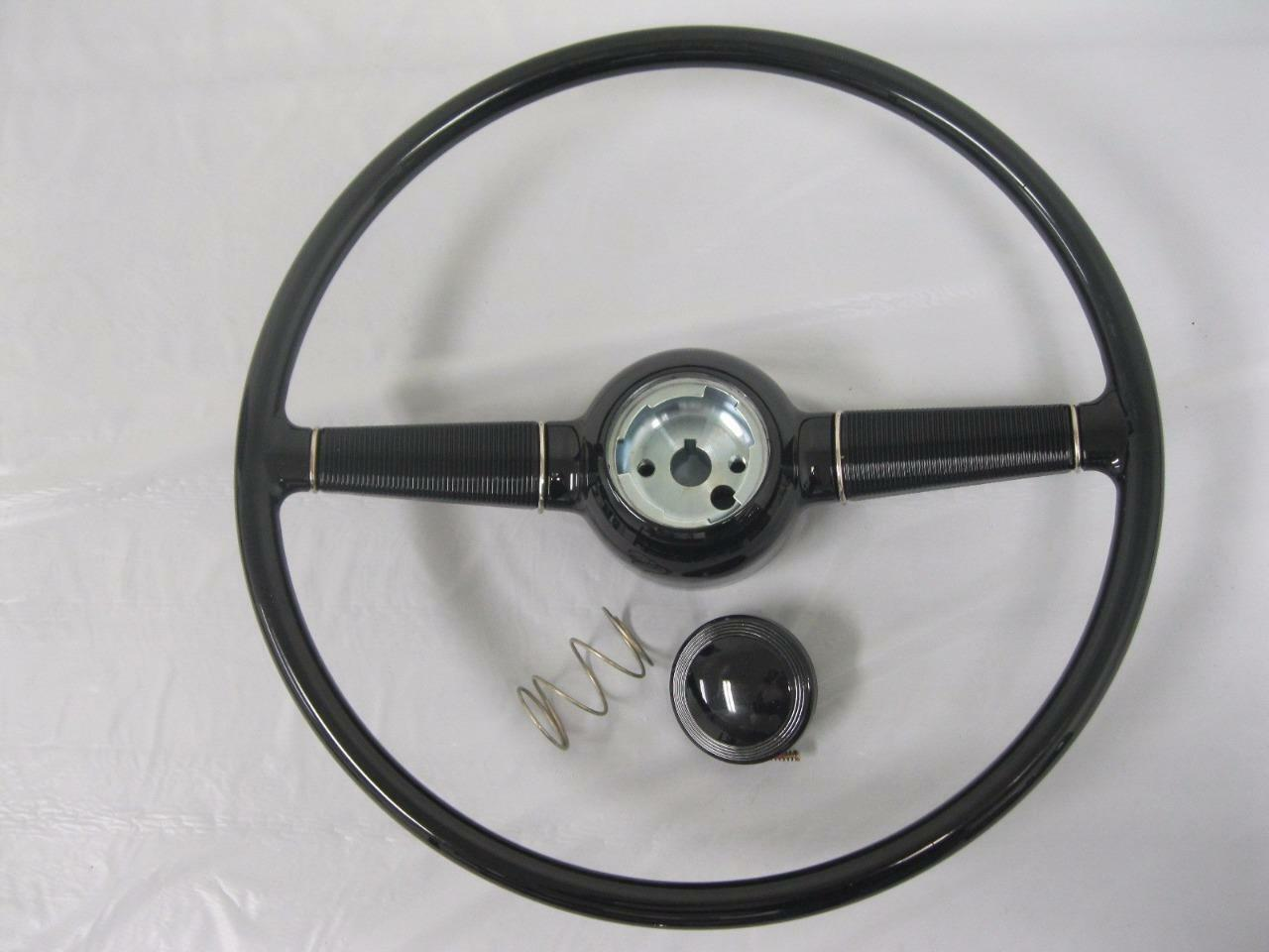 1940 Ford 15 Steering Wheel Horn Button Fits Gm Flaming River Ididit Column For Sale 1 Of 1only Available