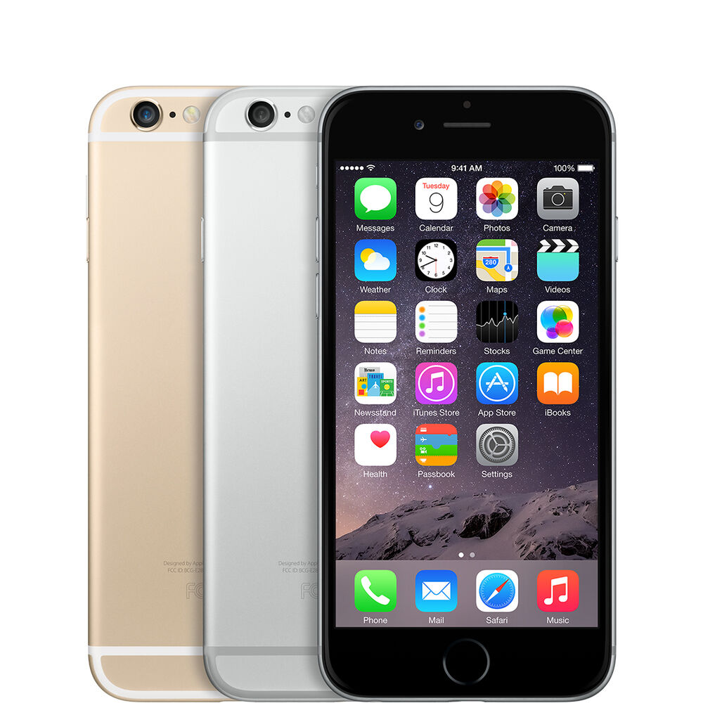 apple iphone 6 4 7 16gb 4g lte gsm unlocked smartphone sr chf picclick ch. Black Bedroom Furniture Sets. Home Design Ideas