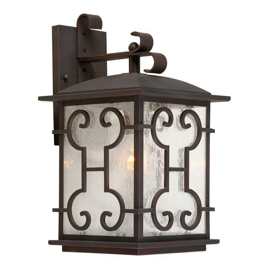 Forte Lighting 1 Light Outdoor Wall Lantern In Antique Bronze 1136 01 32 Of 1free Shipping