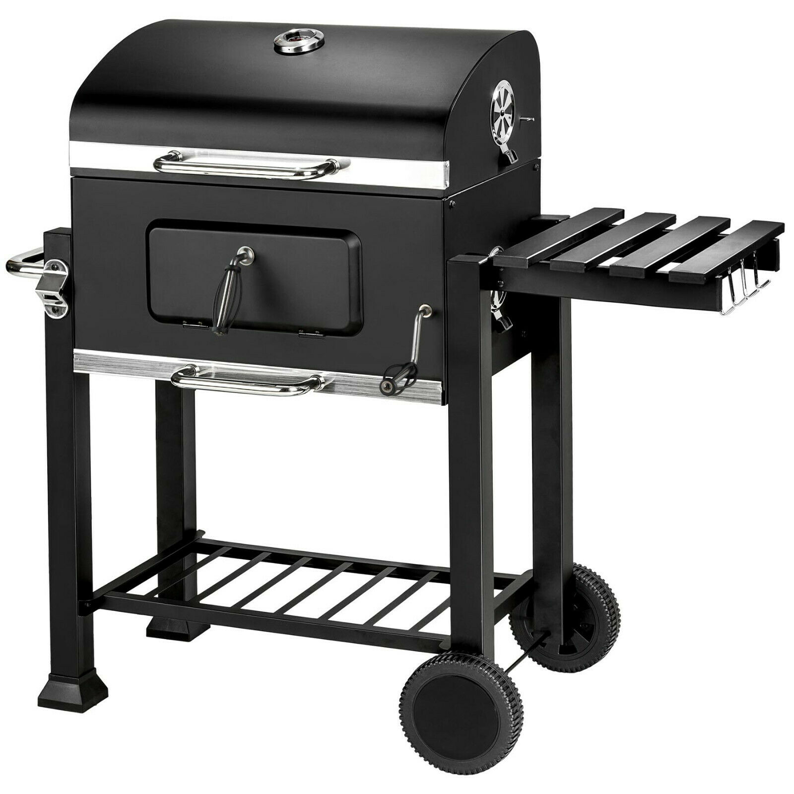 Holzkohlegrill bbq holzkohle barbecue smoker grill for Grill holzkohle