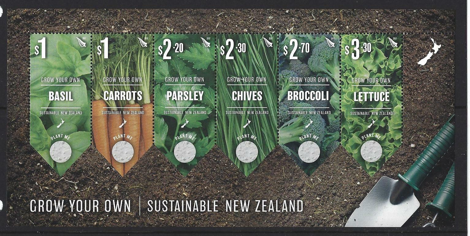 New zealand 2017 grow your own vegetables miniature for Grow your own vegetables