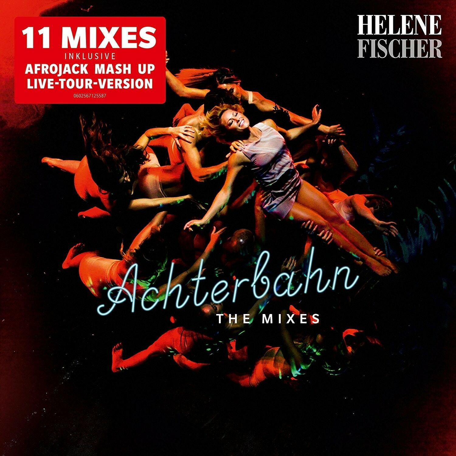 HELENE FISCHER - Achterbahn-The Mixes (2017) Cd Single Neu - EUR 9 ...