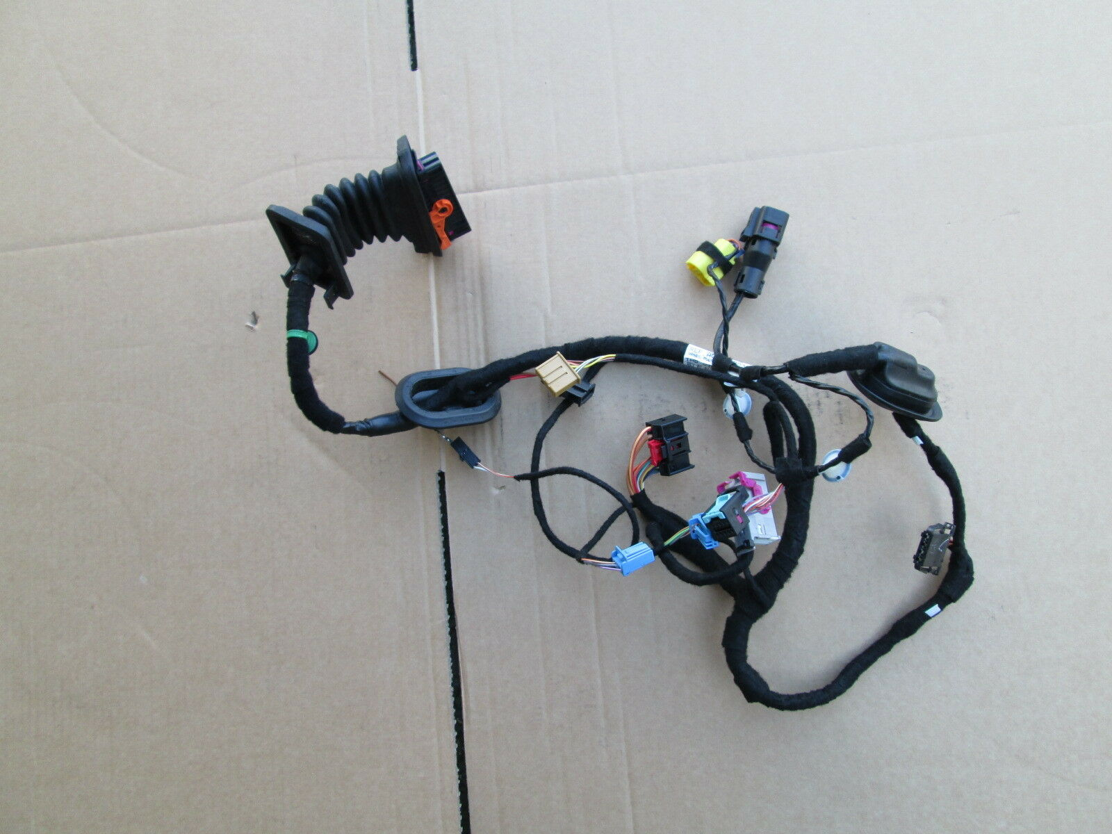 New Genuine Vw Jetta Drivers Door Wiring Loom 1k5971120cf 2010 Beetle Harness Part 1 Of 2only Available See More