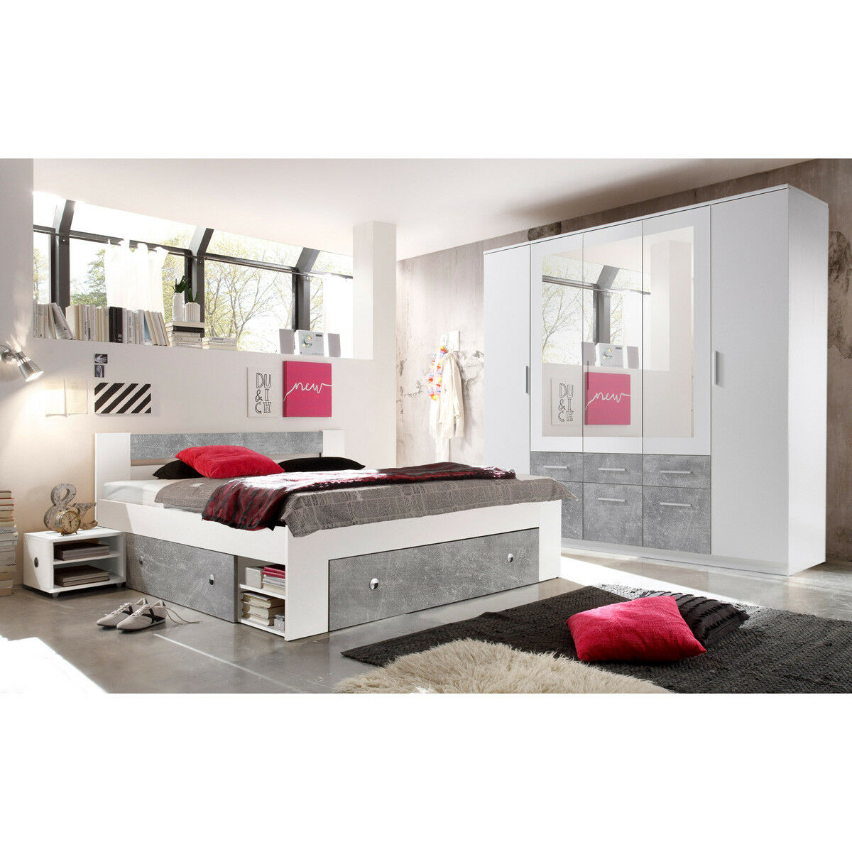 komplett schlafzimmer bett 140x200 deko r ckwand schlafzimmer kopfkissen 80 x orientalisch. Black Bedroom Furniture Sets. Home Design Ideas