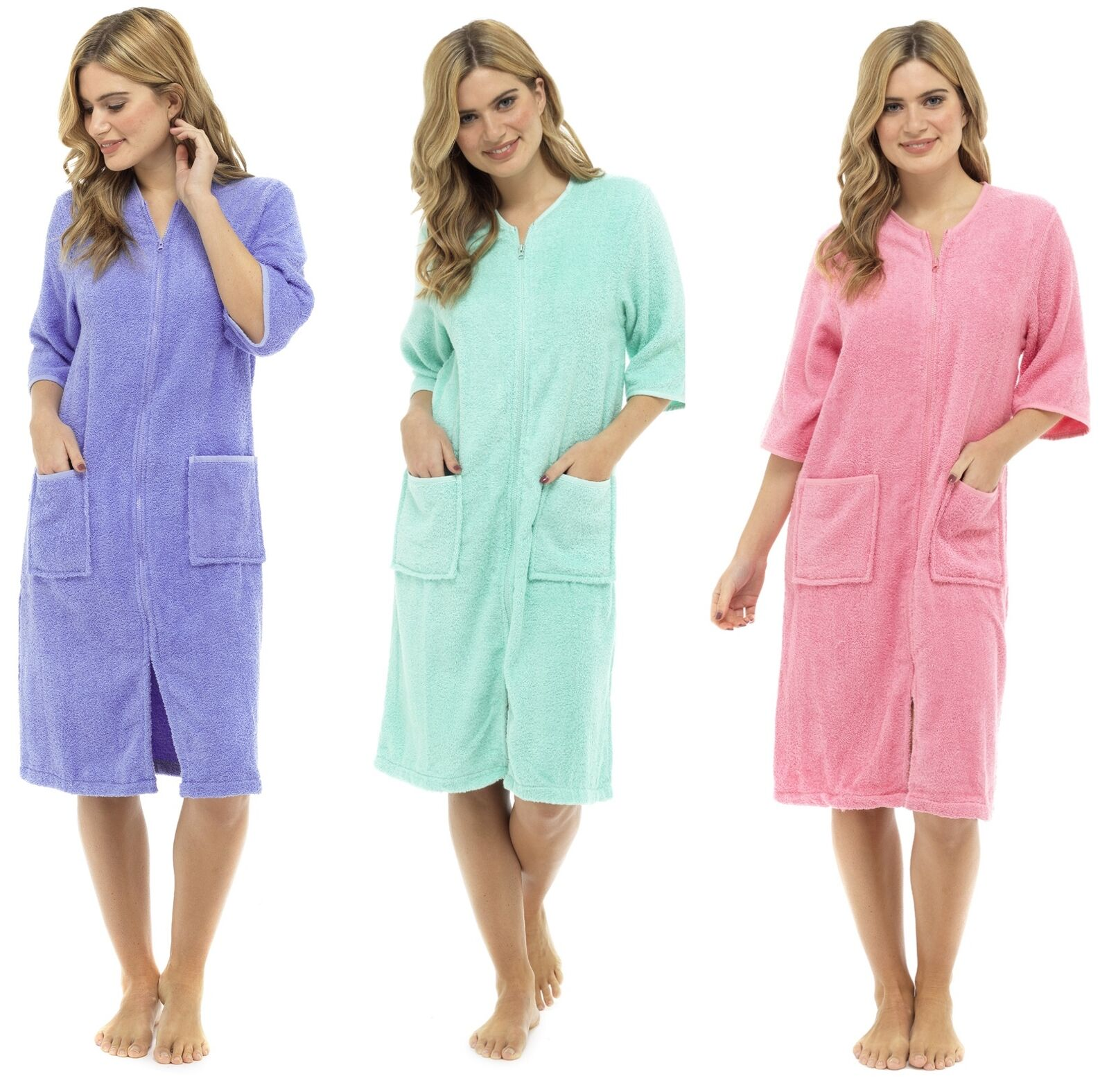 Funky Toweling Dressing Gowns Ladies Gift - Top Wedding Gowns ...