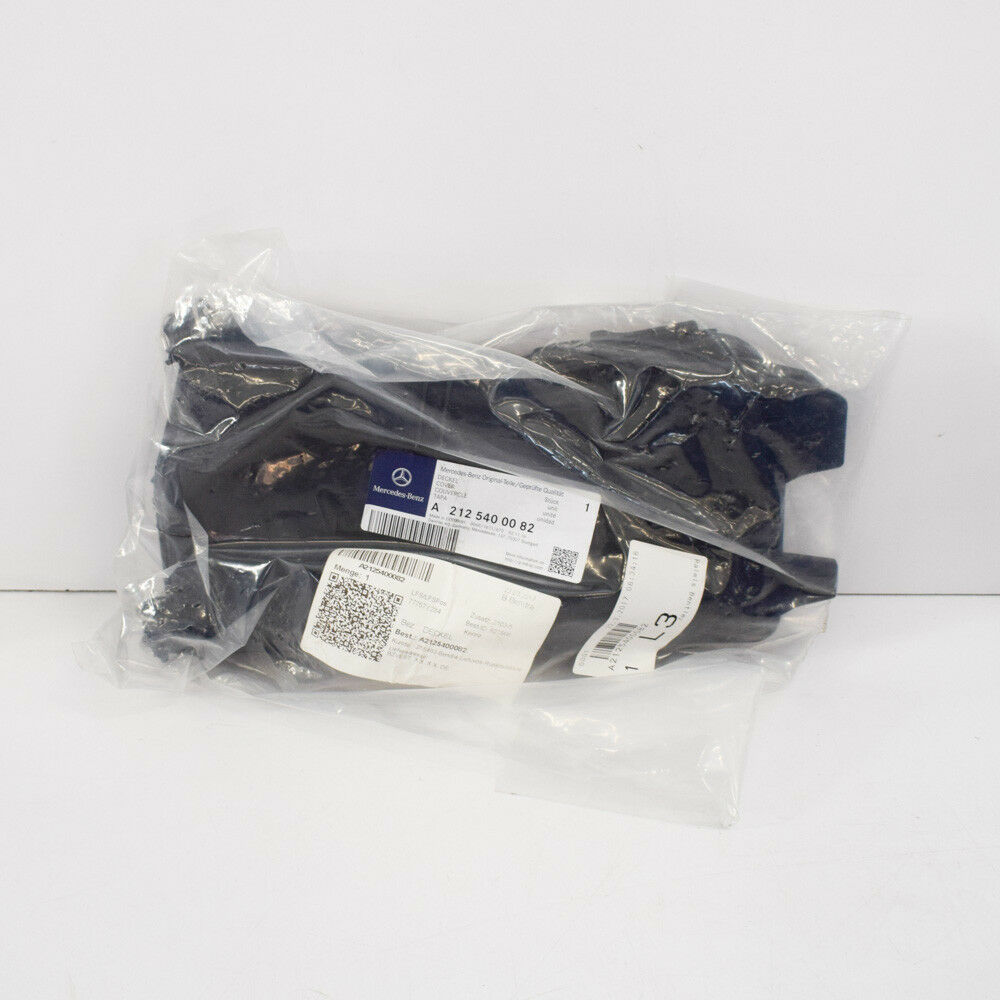 Mercedes Benz E Class W212 Fuse Box Cover A2125400082 New Genuine 1 Of 3free Shipping