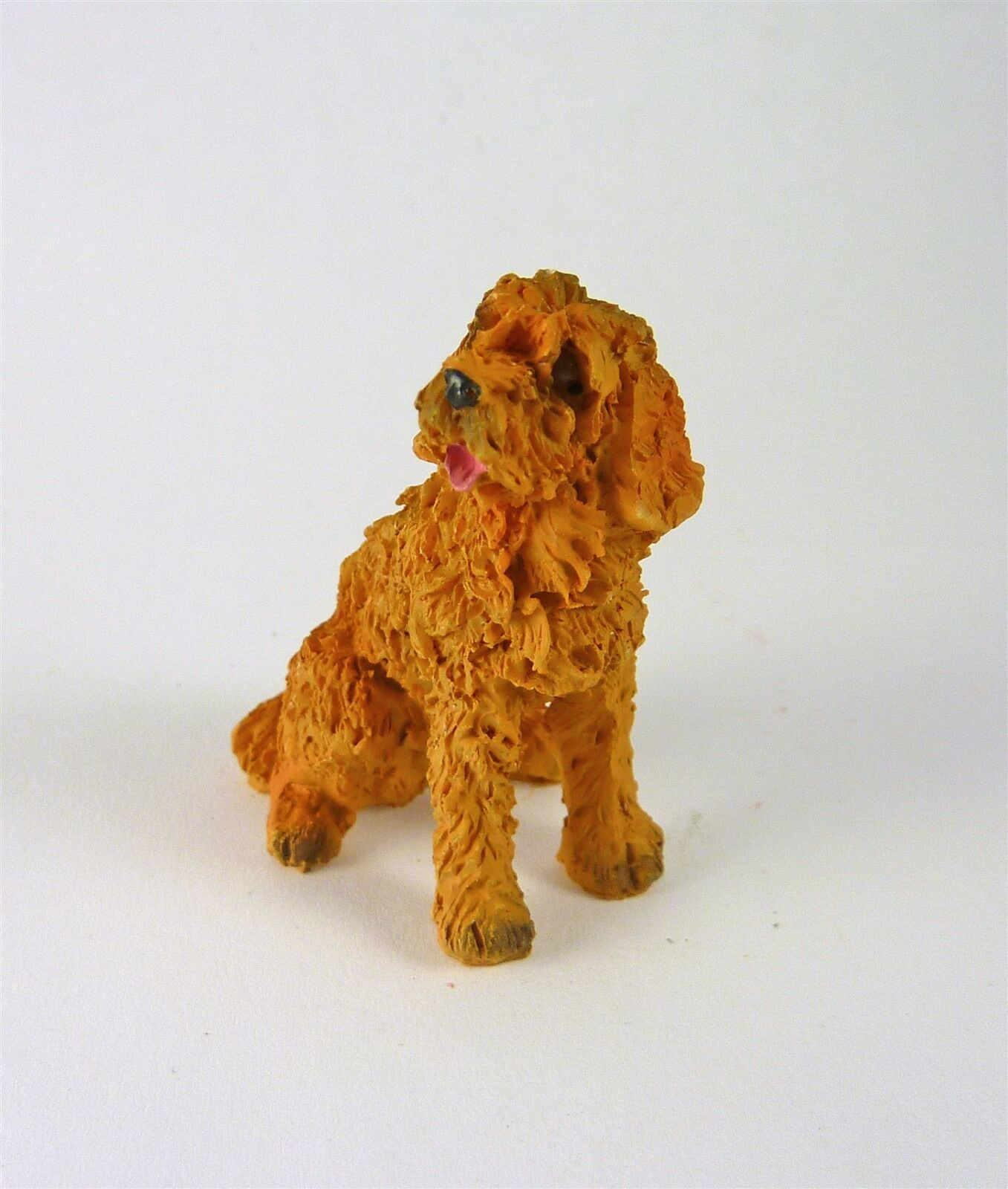 #S5177 Dollhouse Miniature Digging Dog-Great for Miniature Fairy Gardens CUTE