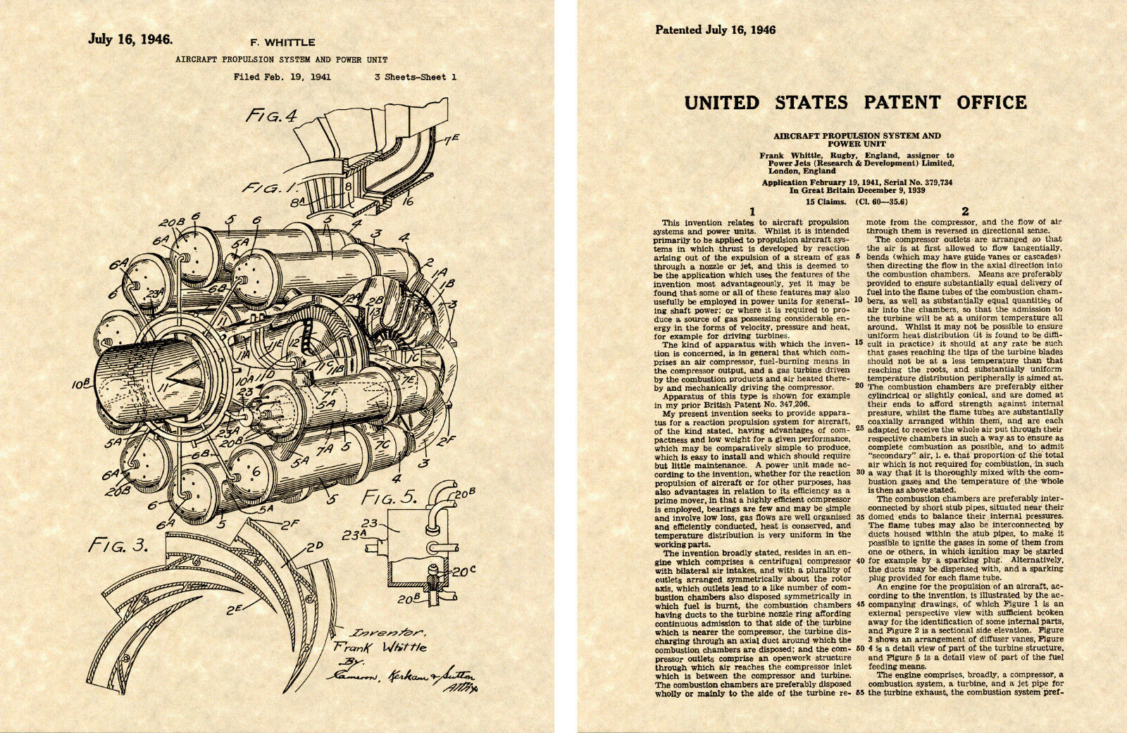 frank whittle jet engine thesis Sir frank whittle invented the jet propulsion engine, proposing the use of the gas turbine for jet propulsion in 1928 the sir frank whittle papers were donated to special collections and archives by eric falk general electric his thesis, future development of aircraft, was his fourth term project at the raf college.