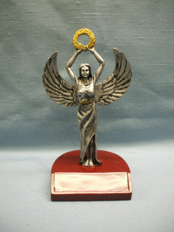 Victory resin trophy award  pageant