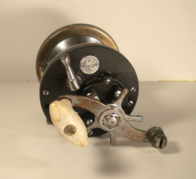 vintage ocean city 112 bakelite fishing reel