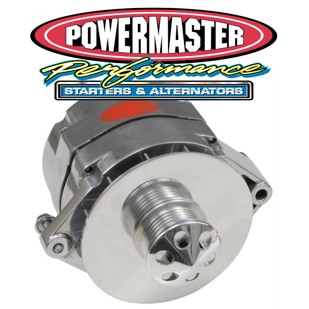 Powermaster 67294 311 Gm 12si Delco Alternator 150a 6g Pulley 1 Wire Alternators Chrysler Of 2only 5 Available