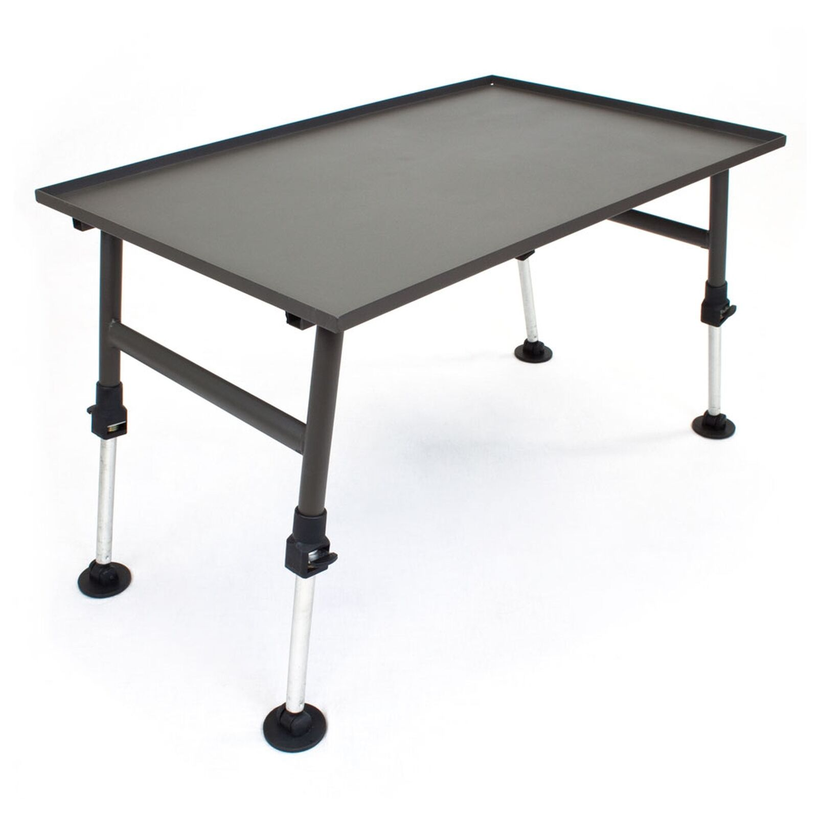 Metal bivvy table xxl zelttisch beistell tisch angeltisch for T table for 99
