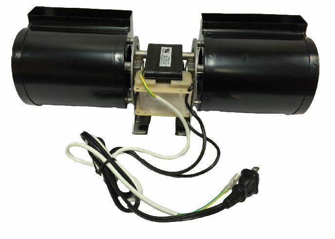 New Heat N Glo Gfk160a Oem Replacement Fireplace Blower Fan And Fk 180 A133 3315