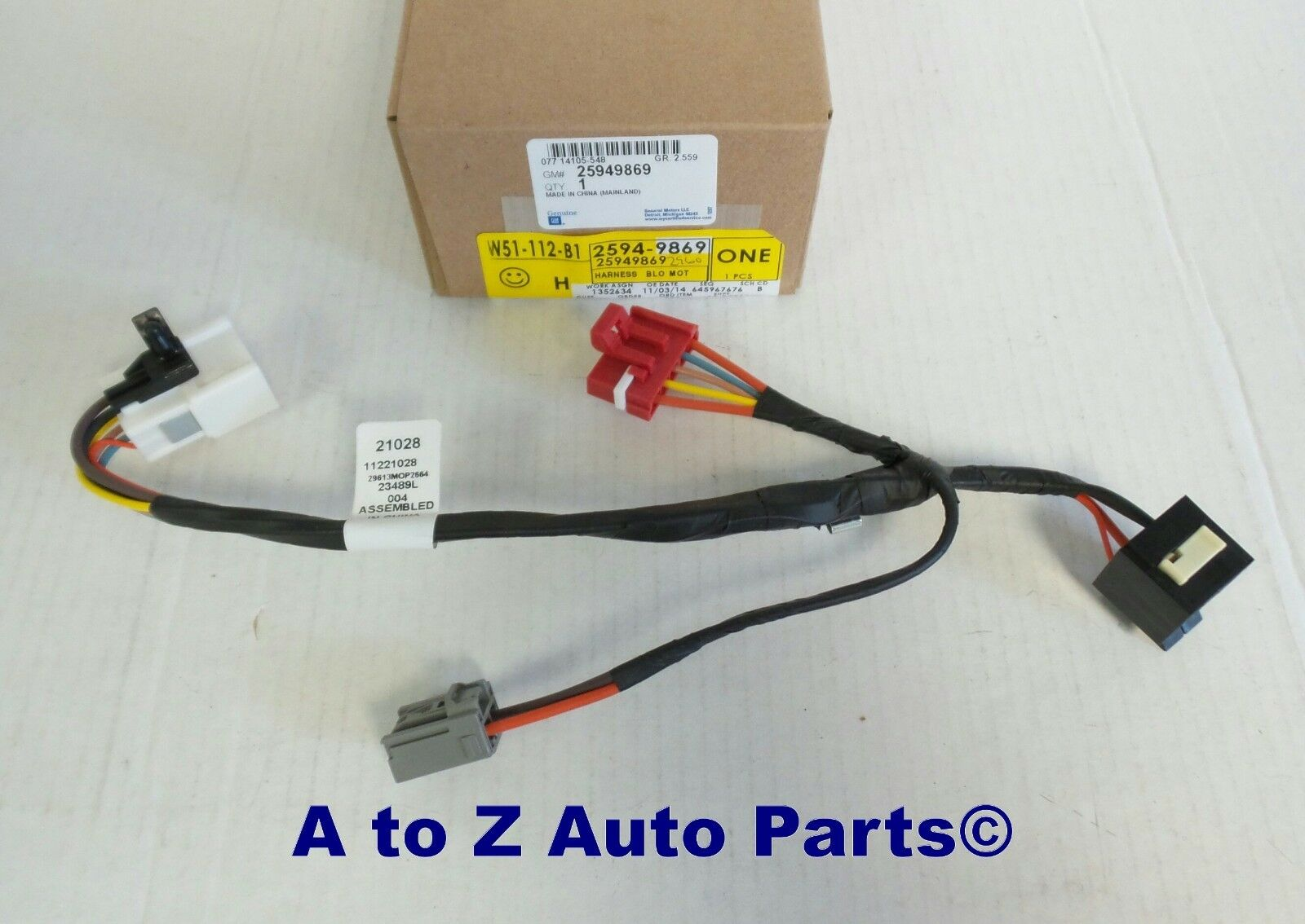 Oem Replacement Xc90 Blower Wiring Harness Schematic Diagrams New 06 10 Hummer H306 09 Soltice 07 Sky Motor Resistor