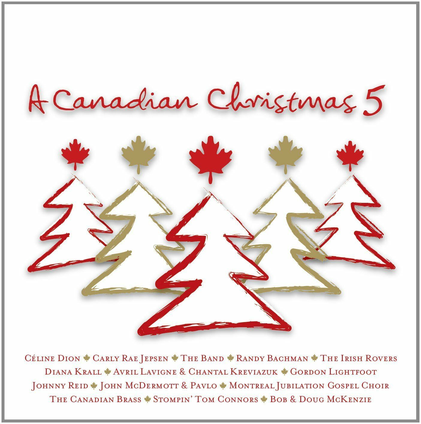 CANADIAN CHRISTMAS, VOL. 5 by Various Artists (CD) NEW - $10.99 ...