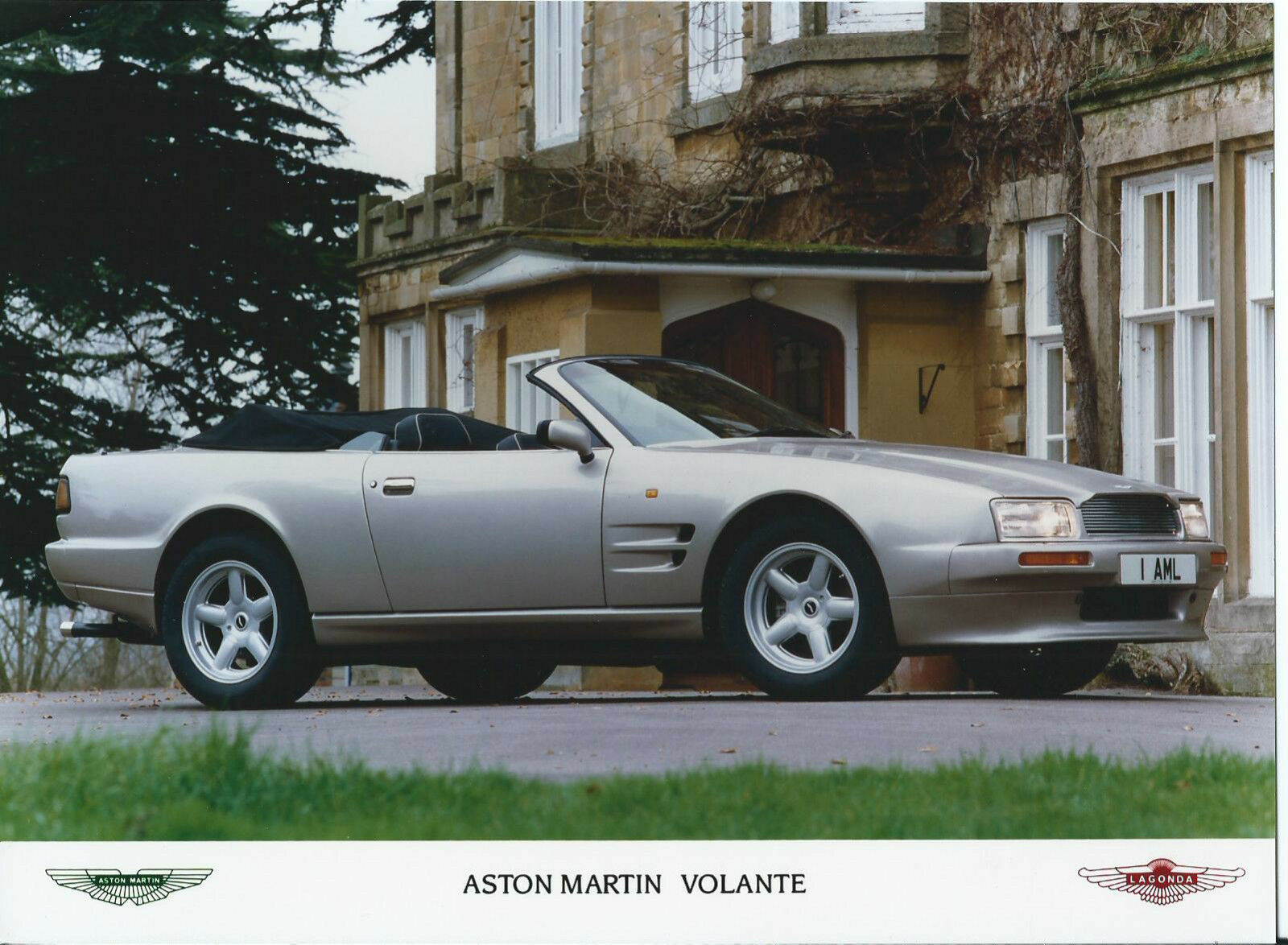 This is it on my car  circa 93. AML 1    Page 3   Aston Martin   PistonHeads