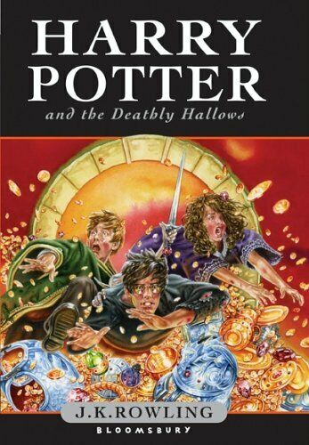 book 7 harry potter and the deathly hallows pdf