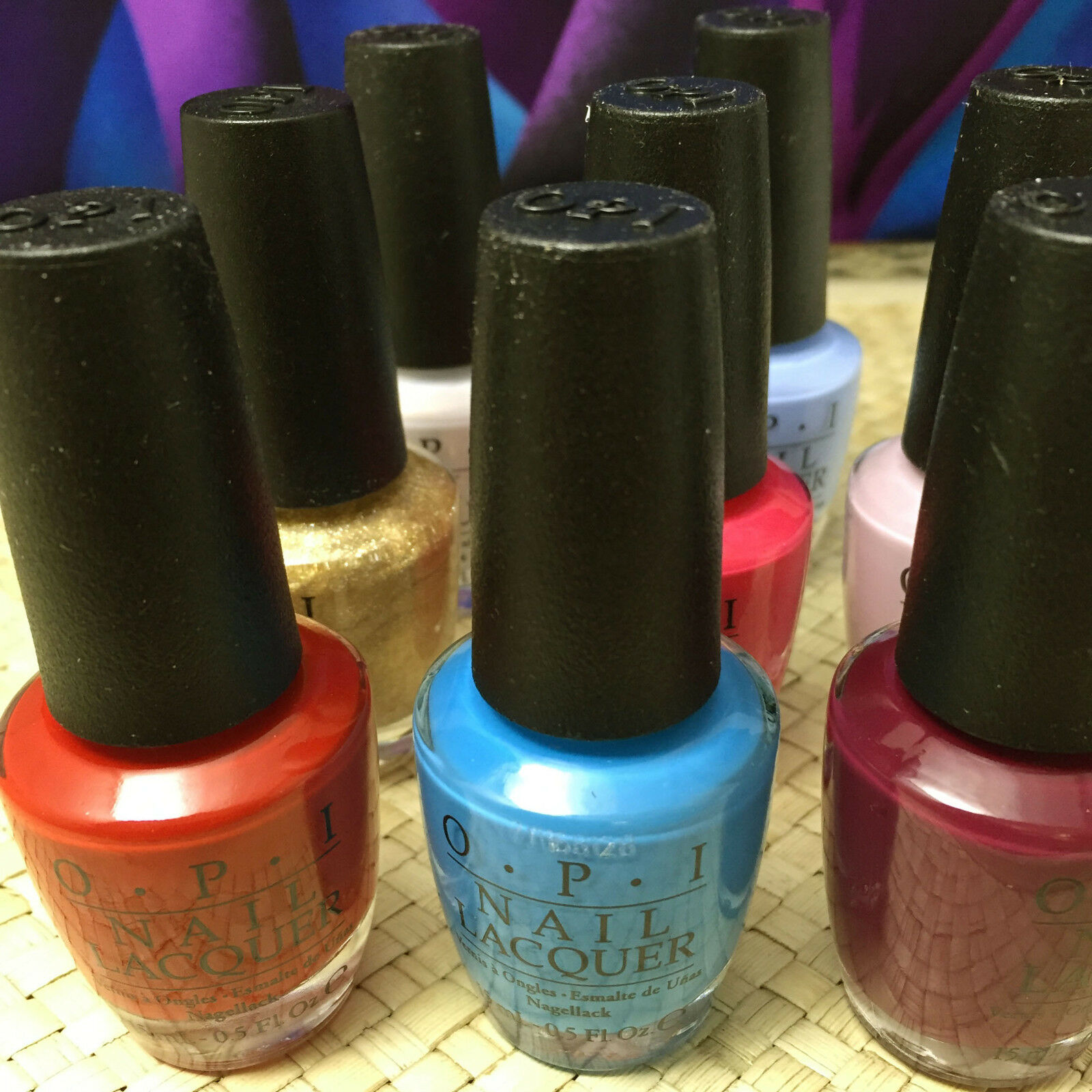 OPI NAIL LACQUER Disney Alice Through the Looking Glass. Choose your ...