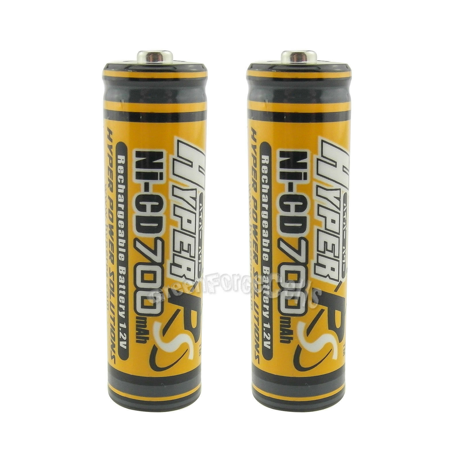 2 x aa 700mah 1 2v ni cd pile rechargeable rc mp3 2a kr6